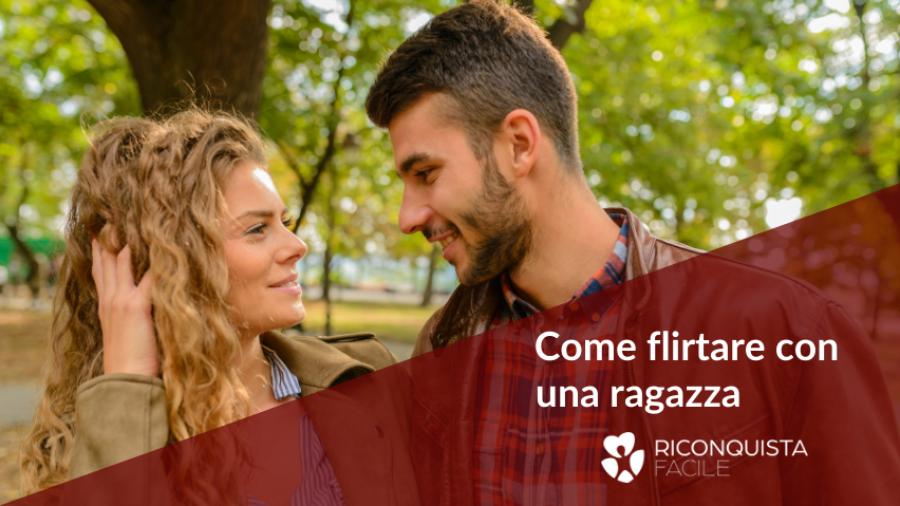 come flirtare con una ragazza